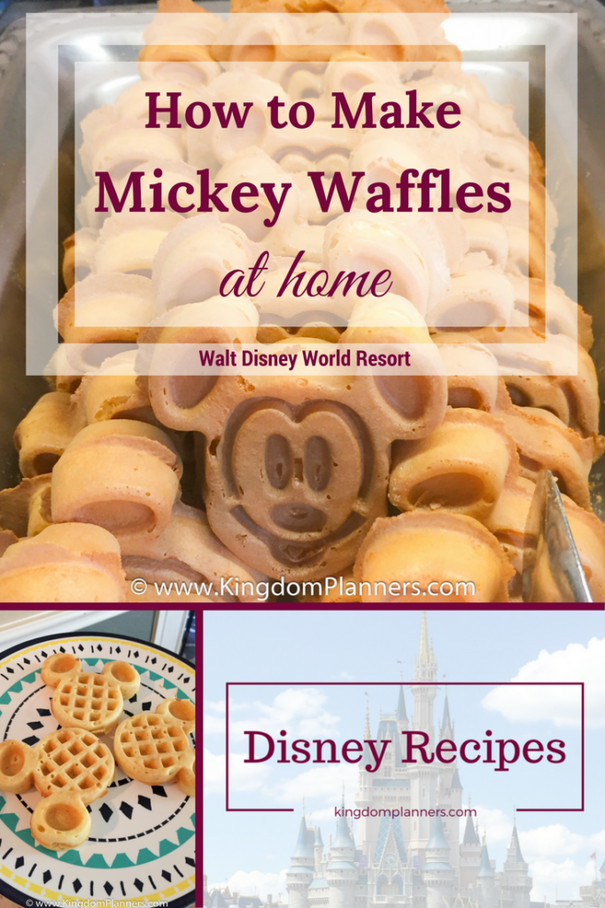 Copy of Disneyland Mickey Mouse Beignets